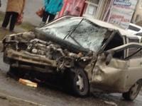 В результате ДТП с автобусом «Паз» пострадали три человека