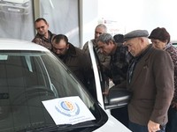 Житель наукограда стал одним из восьми получателей нового автомобиля от ФСС
