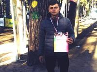 Бийские студенты заняли призовые места в краевой Спартакиаде ПОУ