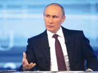 Владимир Путин внес очистку берега Телецкого озера от мусора в список национальных задач