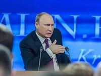 Владимир Путин привился вторым компонентом вакцины от COVID-19