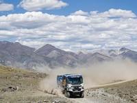 Ралли «Шелковый путь» закончится в Республике Алтай, не пересекая границу с Монголией