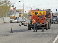Дорожники отчитались о ямочном ремонте