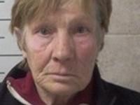 Пожилая женщина-бомж объявлена в уголовный розыск
