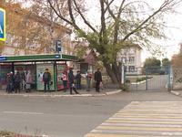 ОНФ признал опасным пешеходный переход у бийской школы №8