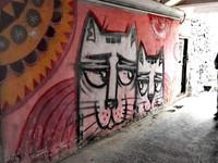 В Бийске впервые пройдет выставка стрит-арта