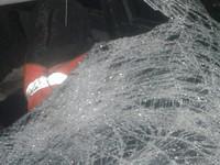 Вчера в Бийске произошло серьезное ДТП