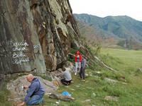 Природа в первозданном виде: Проект по очистке скал в крае продолжается