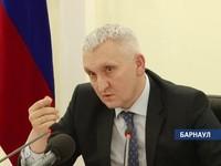 Временно исполняющим обязанности губернатора назначен Виталий Снесарь
