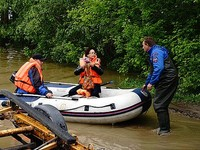 Госдума приняла в первом чтении закон об оправданном риске для спасателей