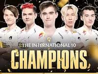Владимир Путин поздравил российских чемпионов мира по Dota 2