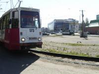 С 1 ноября в Бийске сократят выходы трамваев в вечернее время