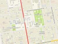 Переезд через трамвайные пути на улице 8-го марта закроют для движения