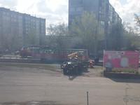 Выходные в Бийске отмечены сразу двумя ДТП с трамваями