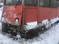 Движение трамваев в Бийске пока не возобновлено