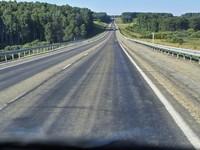 Федеральная трасса Р-256 от Барнаула до Сросток станет четырехполосной к 2028 году