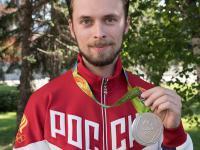 Призер Олимпиады Сергей Каменский удостоен государственной награды