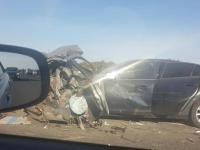 В ДТП на трассе «Бийск-Белокуриха» погибли женщина и ребенок
