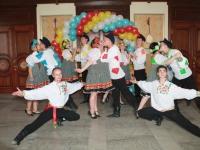 Участники хореографического ансамбля «Сказ» привезли гран-при с Иртышских берегов