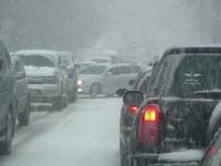 Устанавливать знак «шипы» автомобилистам придется до внесения изменений в закон