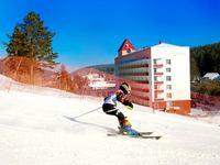 Открытие самой длинной горнолыжной трассы в крае в Белокурихе-2 состоится этой зимой