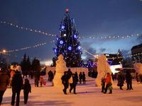 Конкурс на лучшего снеговика впервые пройдет в Бийске
