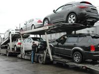 В России начался рост цен на автомобили