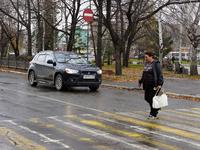 Госдума одобрила увеличение штрафа за непропуск пешехода до 2500 рублей