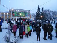 Утвержден план городских праздничных мероприятий и местоположение снежных городков