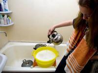 Горячую воду отключат в Бийске на период с 13 по 22 мая