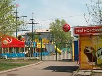 Детскую площадку в парке Строителей отремонтируют к августу