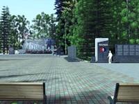 На территории мемориала воинам-бийчанам предлагают установить новый памятник