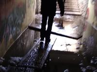 Сегодня, 14 марта, в подземный переход на Коммунарском прибудет служба спасения с насосом и откачает воду