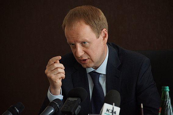 Завтра, 29 апреля, жителей Алтайского края приглашают посмотреть годовой отчет губернатора Виктора Томенко