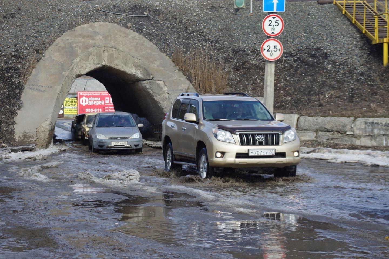 Тоннель на Угольной откроют для пешеходов