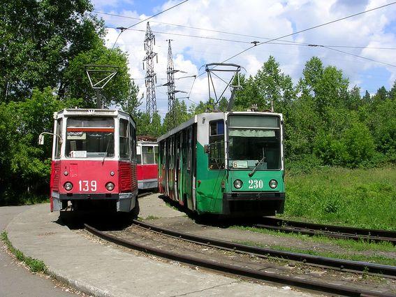 Министерство транспорта края подало заявку на обновление общественного транспорта Бийска и Барнаула