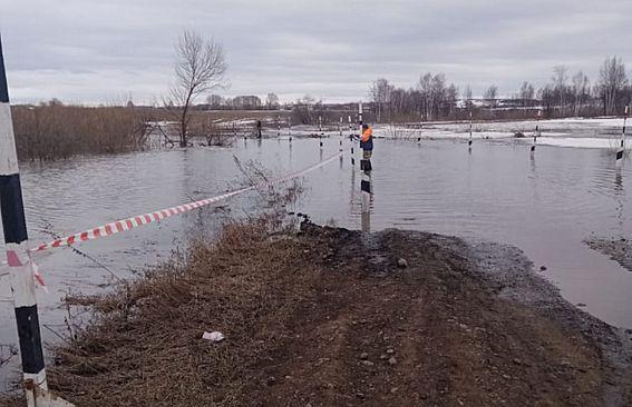 В Алтайском крае открыли движение по двум трассам, ранее закрытым из-за подтопления