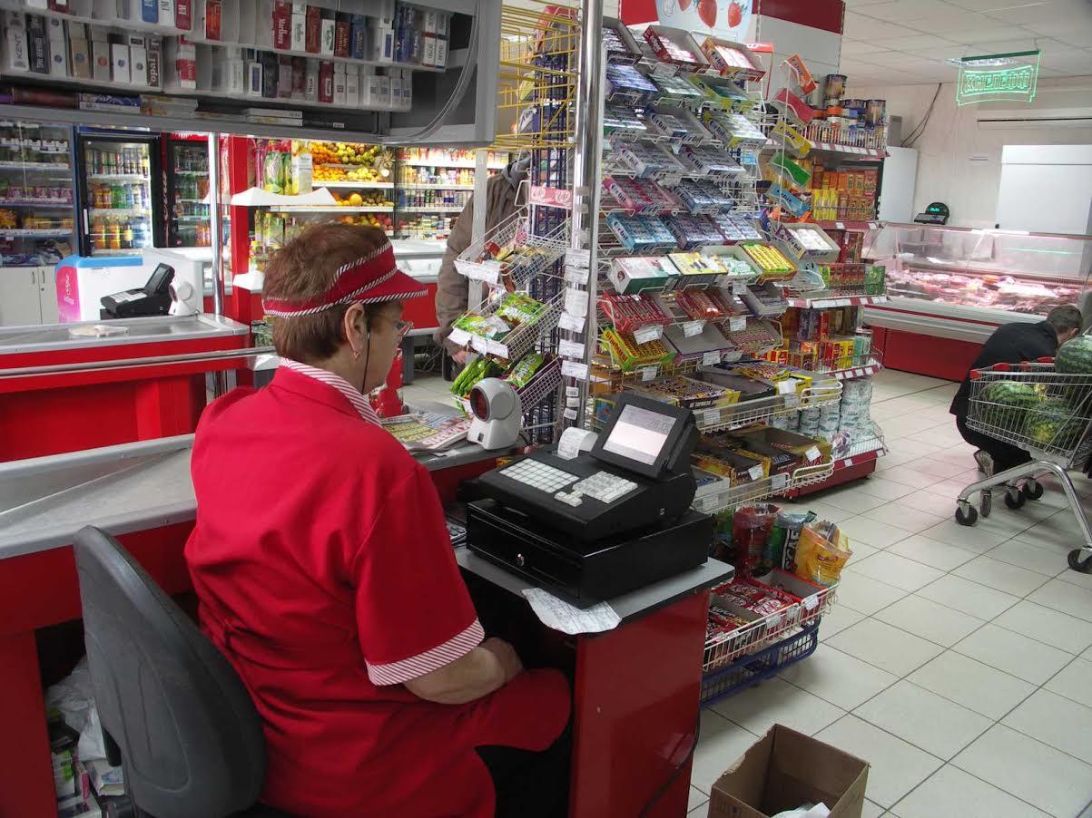 кассовые документы в супермаркете вакансии