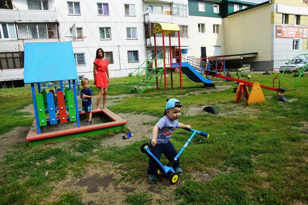Бийск присоединится к федеральной программе по благоустройству дворов