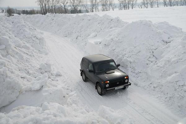 На выходных в Алтайском крае выпадет снег, который уже не растает до весны