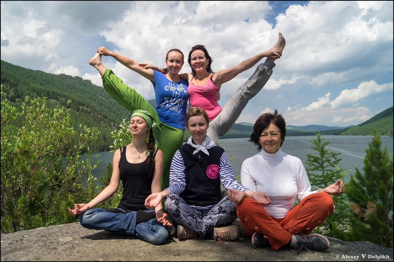 Йога при беременности защемление