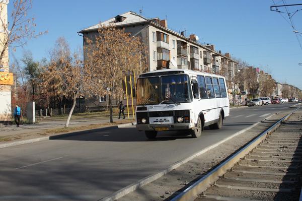 Администрация призывает горожан совместно бороться с лихачами на городских автобусных маршрутах