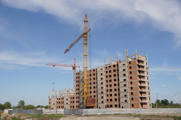 Администрация Бийска выставила на торги участок на Трофимова под многоэтажную жилую застройку