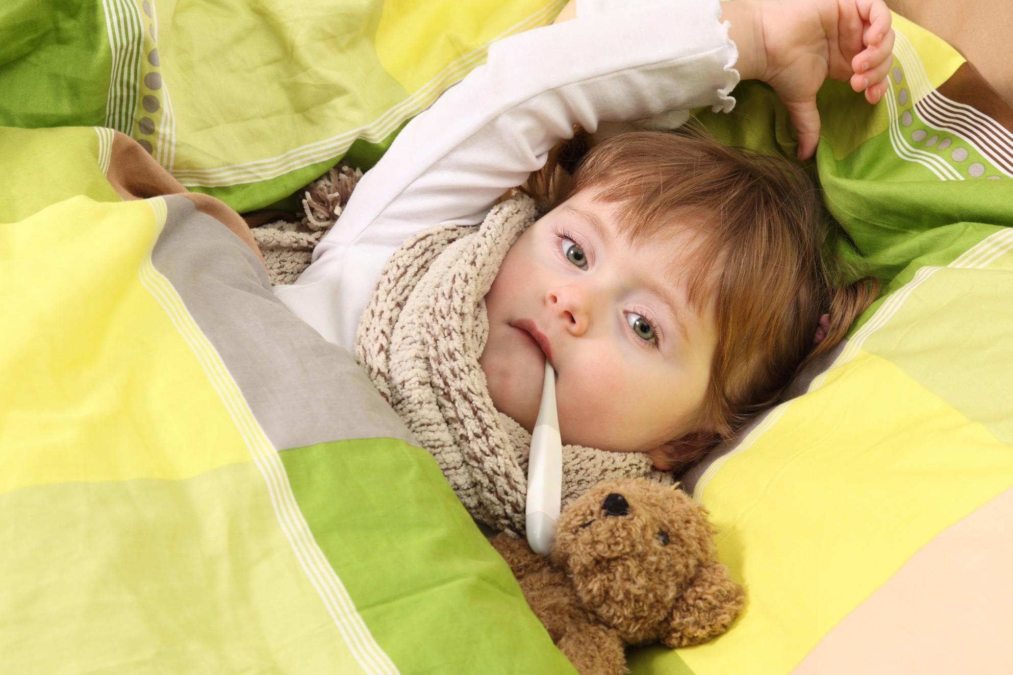 Как уберечь ребенка от ОРВИ? Советы детского врача-диетолога
